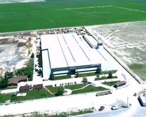 Hasan Kulu A.Ş. artık 70 bin m²'lik modern üretim tesisinde hizmet veriyor