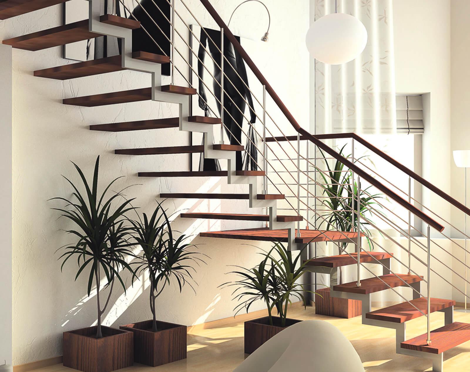 Merdiven Küpeştesi || Hasan Kulu Orman Ürünleri